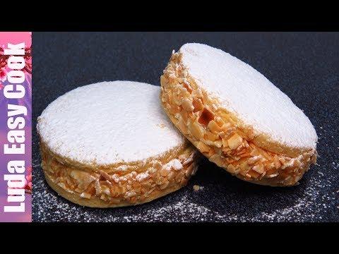 Королева Итальянской выпечки! Неаполетанское пирожное с заварным кремом очень нежное и вкусное