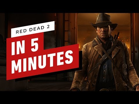 Red Dead Redemption 2 in Five Minutes - UCKy1dAqELo0zrOtPkf0eTMw