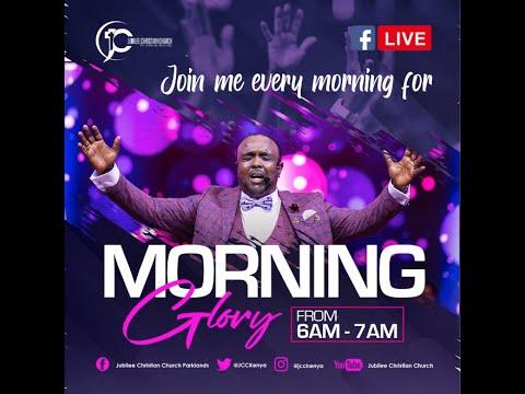 MORNING GLORY WITH BISHOP ALLAN KIUNA