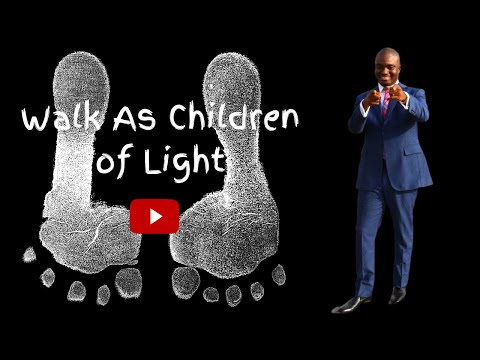 THE SCHOOL OF TYRANNUS  STUDY OF EPHESIANS: WALK AS CHILDREN OF LIGHT  DAVID OYEDEPO JNR