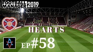 FM19 - Heart of Midlothian Ep.58: Looking To Win at Celtic - Football Manager 2019 Let's Play