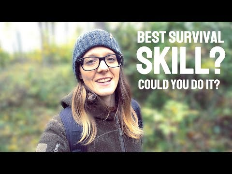 The most important survival skill YOU need to learn!