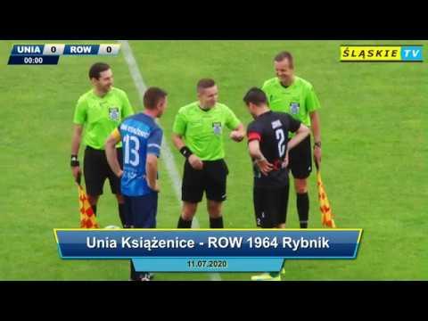 Unia Książenice - ROW 1964 Rybnik 0:3