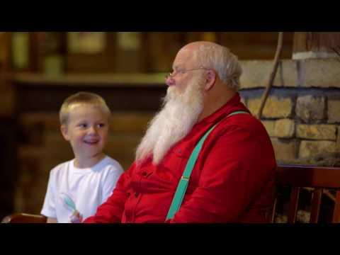 Sometimes Santa Lets You Slide | Santa's Wonderland | Bass Pro Shops