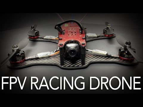 I Made My Own FPV Race Drone - UCcIbMAd5E6cOaJRuIliW9Lw