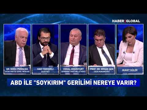 """Doğu Perinçek'ten Biden'a Olay Yaratacak Sözler! """"Biden'ın Hedefi Türkiye!"""""""