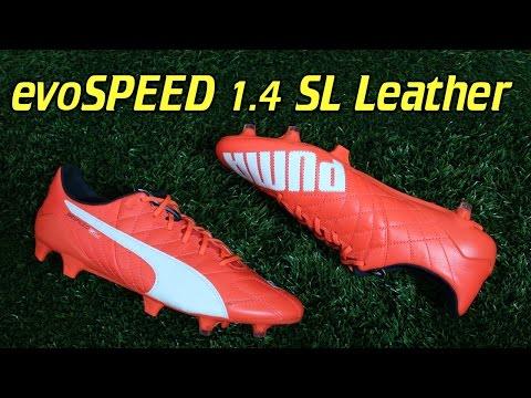 Puma evoSPEED 1.4 SL Leather Lava Blast - Review + On Feet - UCUU3lMXc6iDrQw4eZen8COQ