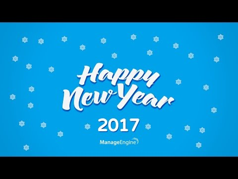 Happy New Year Greetings! | ManageEngine ADSolutions.