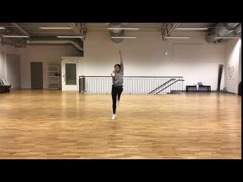 Aerobic Gymnastics Nivå 4 - 10-11 Fram