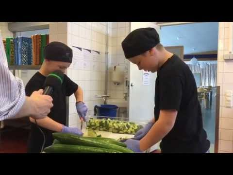 Matprojekt på Kullingsbergsskolan gör succé