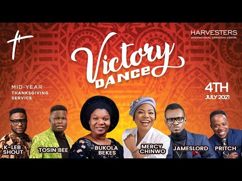 Victory Dance: Mid-Year Thanksgiving (message only)  Pst Bolaji Idowu