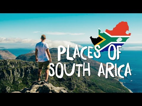 "AIFS Afrikawochen ""Places Of South Africa"" 