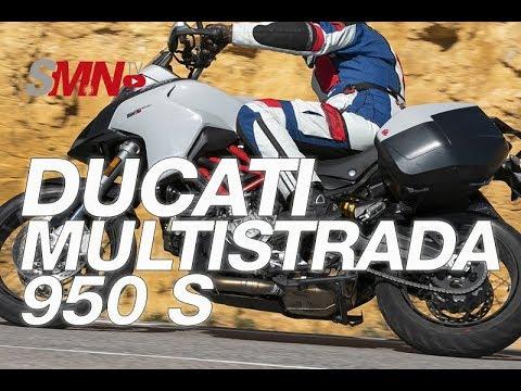 Prueba Ducati Multistrada 950 S 2019 [FULLHD]