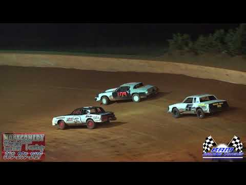 Pure Stock Feature - Lancaster Motor Speedway 5/29/21 - dirt track racing video image
