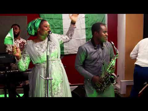 BUKOLA & DAMILOLA BEKES LIVE @ AWG OPENING 7TH MARCH 2021