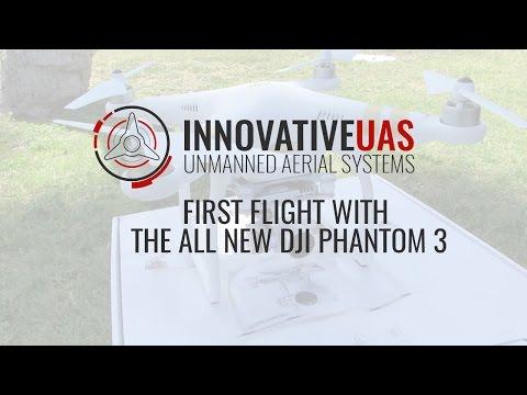 DJI Phantom 3 Compass Calibration and Return to Home