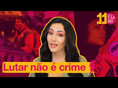 A criminalização da luta e de quem luta | Vlog 021