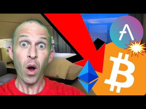 BREAKING!!!!!! BITCOIN NEWS YOU WON'T BELIEVE!!!!!! AAVE & ETHEREUM PRICE PREDICTION LIVE!!!!!!!