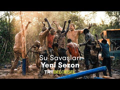 💧 Su Savaşları, Yeni Sezonuyla TRT Belgesel'de!