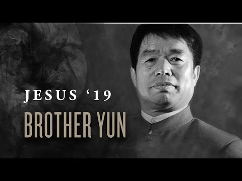 Brother Yun + Jesus Image Worship  Jesus 19