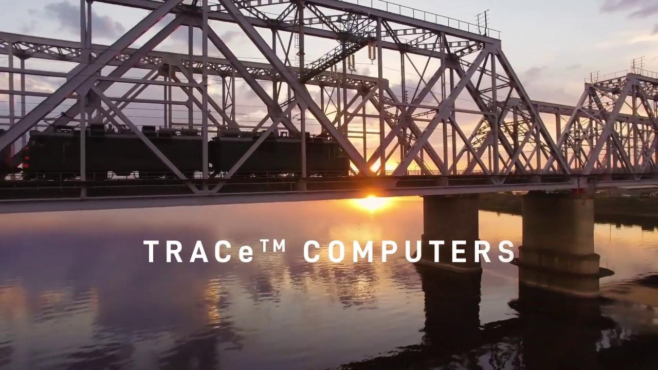 TRACe™ EN50155-Certified Transportation Computers