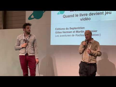 Vidéo de Martin Fournier