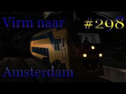 De nachtmerrie van Koplopermau || Train Simulator 2017 #298