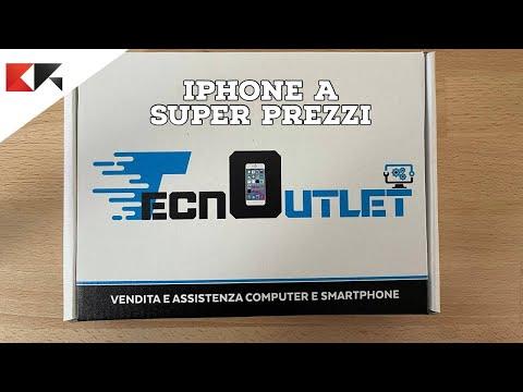 Tecnoutlet2020: iPhone nuovi e ricondizi …
