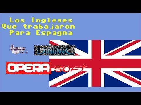 Los ingleses que trabajaron en España: La edad del moro commodoriana #Commodore manía videos