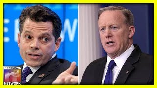 Sean Spicer DESTROYS Disgraced Scaramucci, Reveals What He's ACTUALLY Doing For The Left-Wing Media