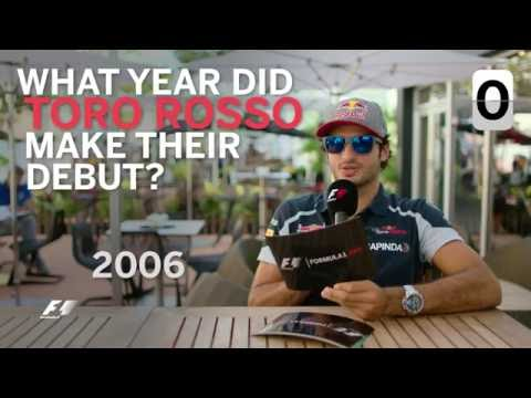 Grill The Grid - Carlos Sainz