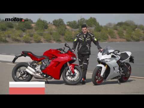 Ducati Supersport | Presentación / Primera Prueba / Test / Review en español | motos.net