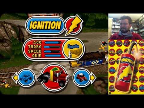 IGNITION (PC) - Carreras de coches por todo lo alto || Gameplay en Español