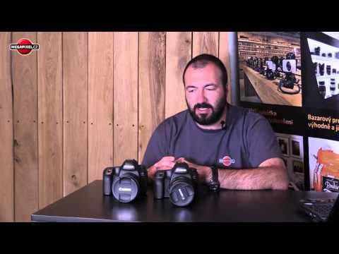 Videorecenze Canon EOS 5DS R tělo