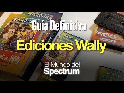 Guía Definitiva Ediciones Wally (Mikrogen)
