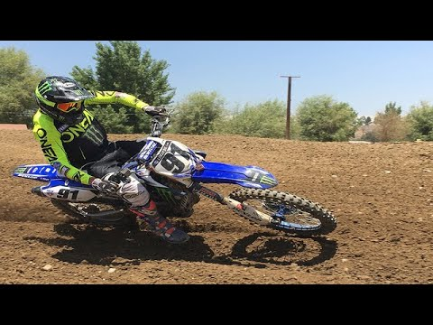 A Ray at Pala | TransWorld Motocross