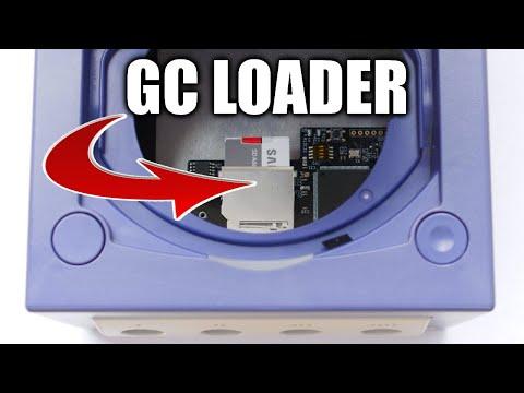 GC LOADER, el GD EMU para GAMECUBE - ODE para GC - Información