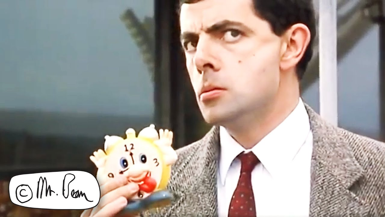Mr Bean's TOY | Mr Bean Funny Clips | Mr Bean Official