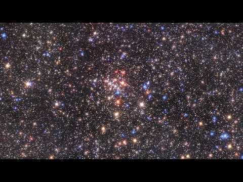 Milky Way Galaxy's Central Region - Very Large Telescope Zoom-In - UCVTomc35agH1SM6kCKzwW_g