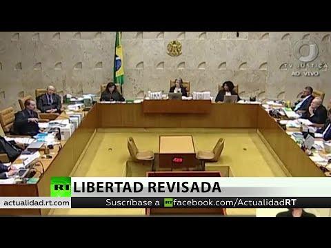 El Tribunal Supremo de Brasil estudiará una solicitud de 'libertad plena' para Lula da Silva