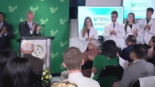USF renames pharmacy college after family for $10M donation
