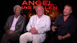Angel Has Fallen Morgan Freeman Allan Trumbull
