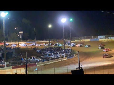 9/5/2021 MMSA Stock 4 Cherokee Speedway - dirt track racing video image