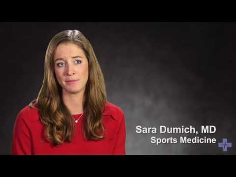Meet Sara Dumich, MD, Advocate Health Care