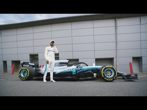 Lewis Hamilton Knows Performance Starts With Qualcomm!