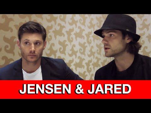 Jensen Ackles & Jared Padalecki Supernatural Season 10 Interview - UCS5C4dC1Vc3EzgeDO-Wu3Mg