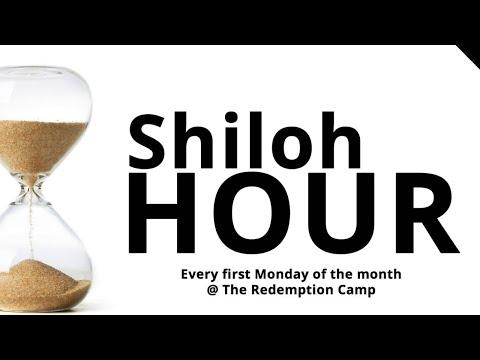 RCCG AUGUST 2020 SHILOH HOUR - WONDERFUL