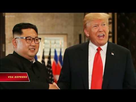 Mỹ cử phái đoàn sang Châu Á chuẩn bị thượng đỉnh Mỹ-Triều lần hai (VOA)
