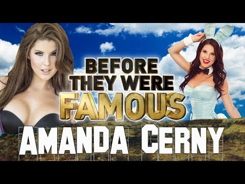 AMANDA CERNY - Before They Were Famous - PLAYBOY PLAYMATE - default