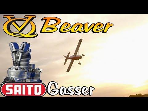 VQ Beaver w. Saito FG 11-selfmade exhaust - UCfQkovY6On1X9ypKUr9qzfg